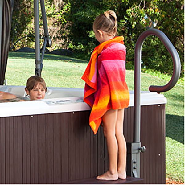 Hot Spring® Spa Side Hand Rail Product Image