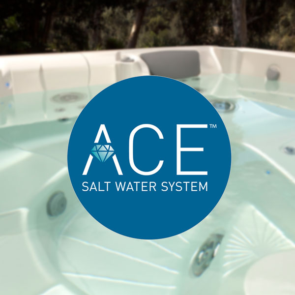 ACE Salt Water Sanitizing System Logo