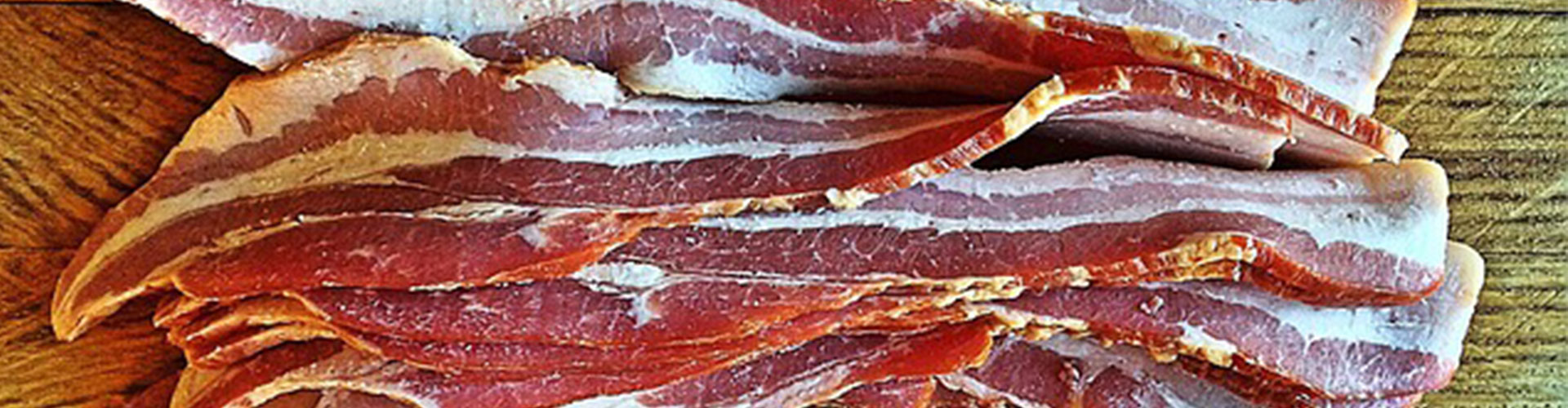 Make your own bacon from scratch!