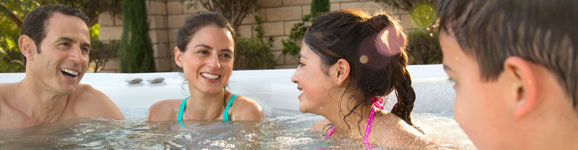 Hot Tub, Swims Spa Astoria Dealer, Supports Family Wellness Month