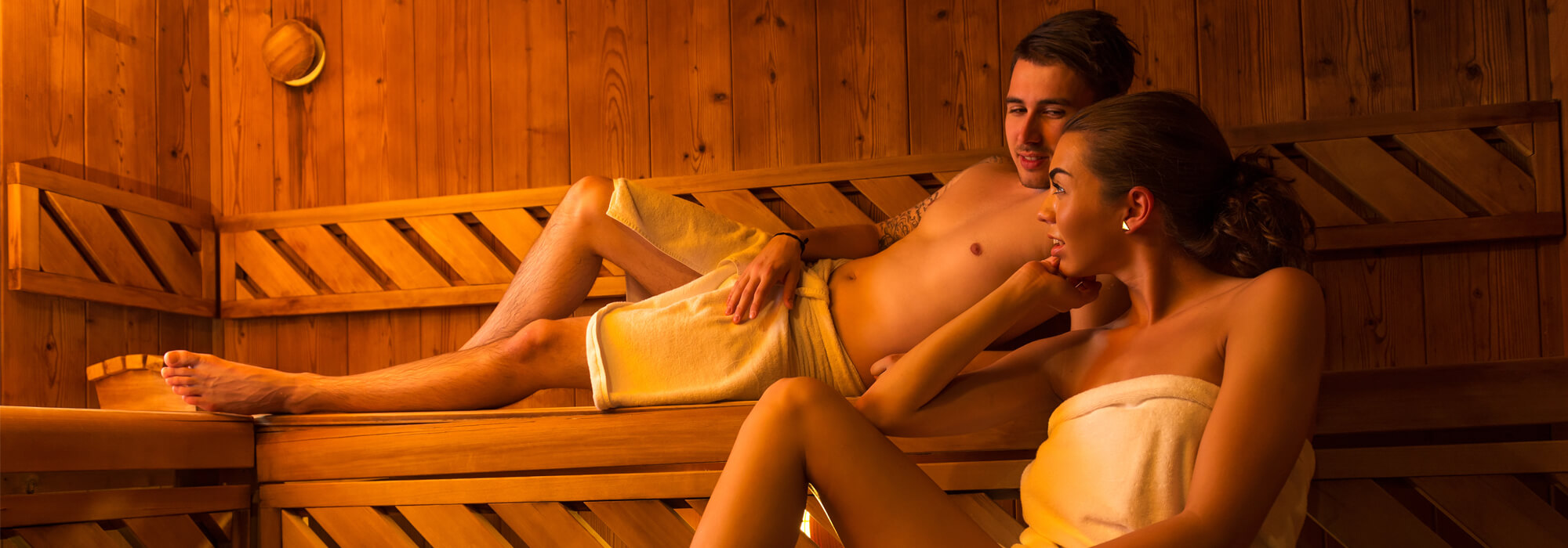 Where is the Fountain of Youth? Inside your Sauna!