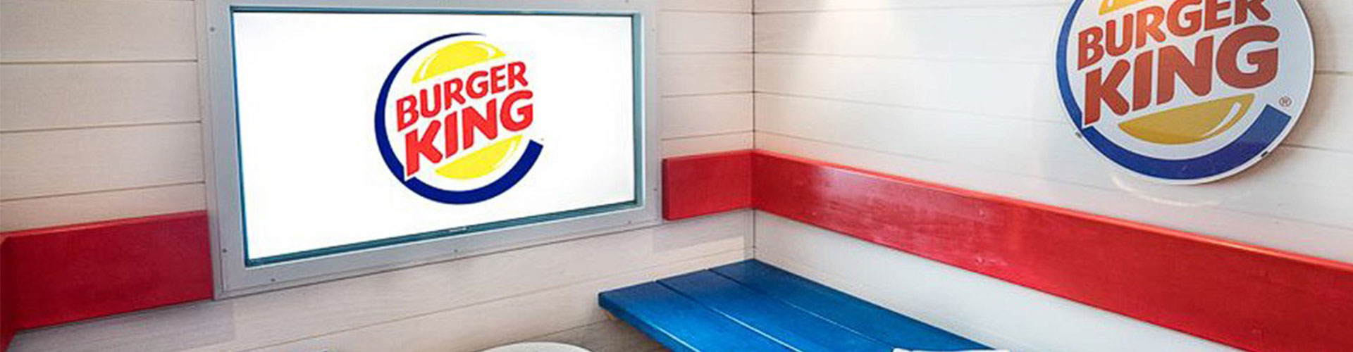 "Now you can ""sauna your way"" at a Burger King!"
