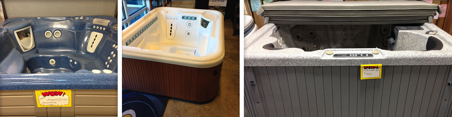 The smart way to buy a used hot tub