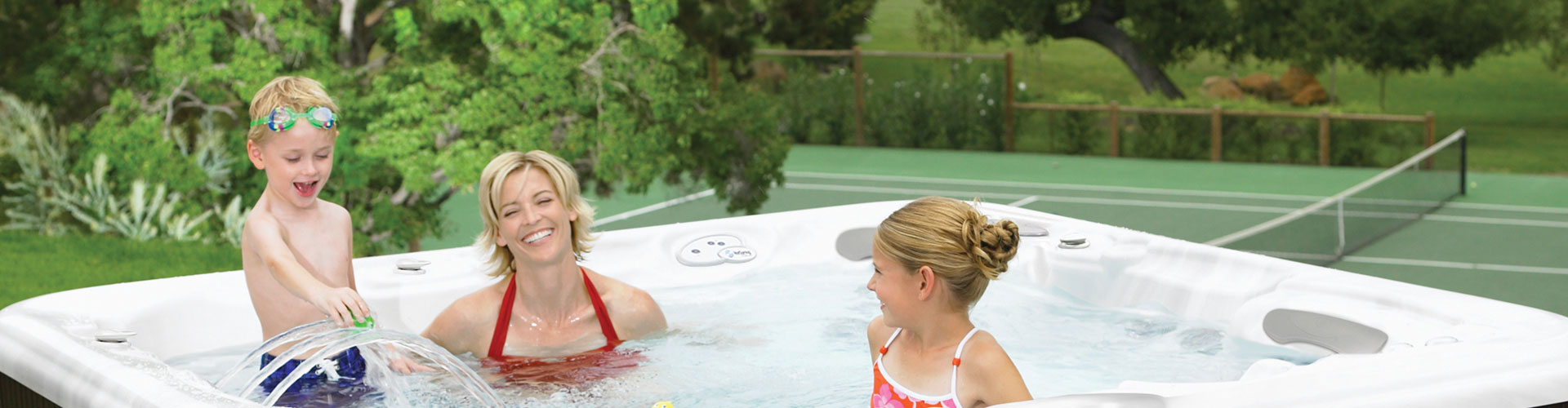 Make the most of your hot tub this summer