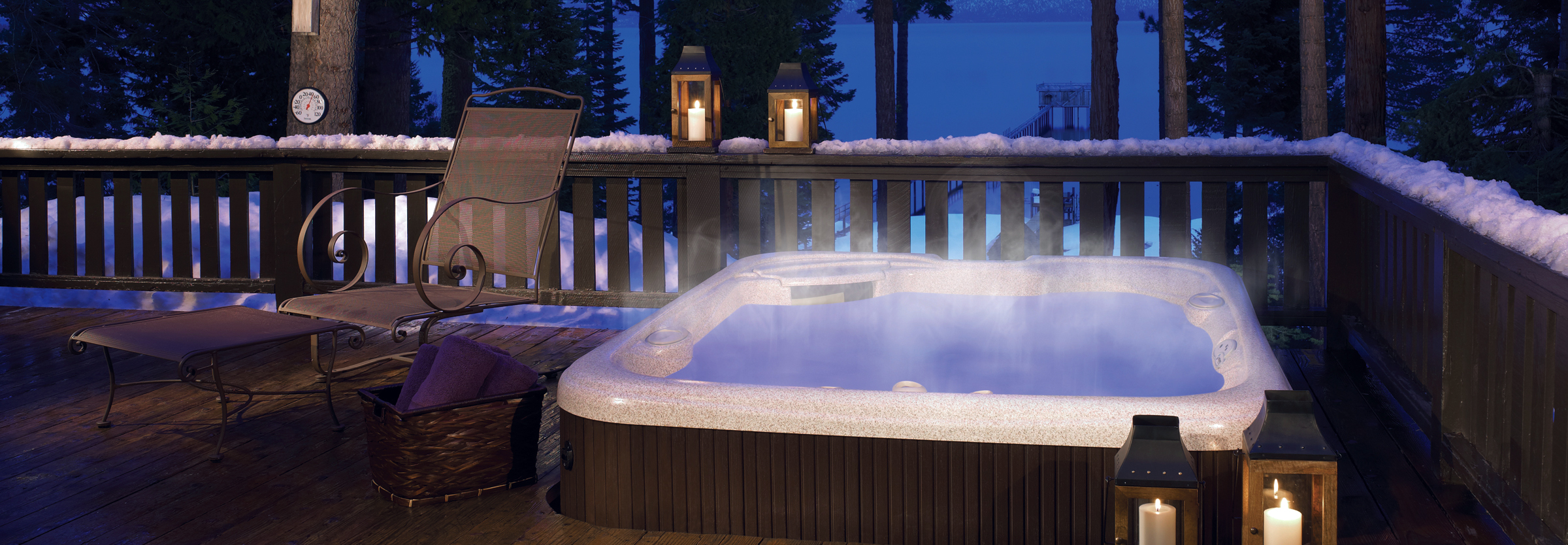 Winter Tips for Your Hot Tub