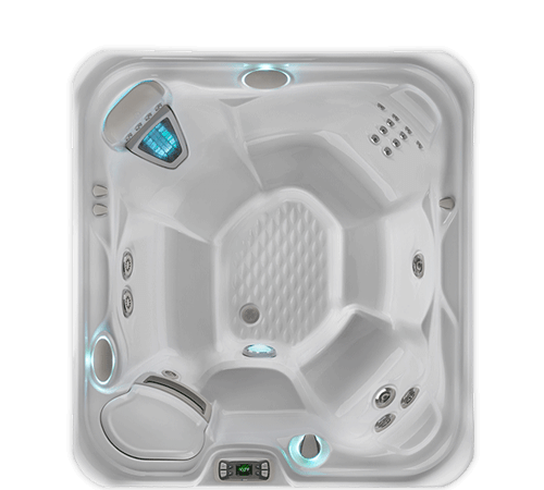 Top View Hot Spring Prodigy Oregon Hot Tub