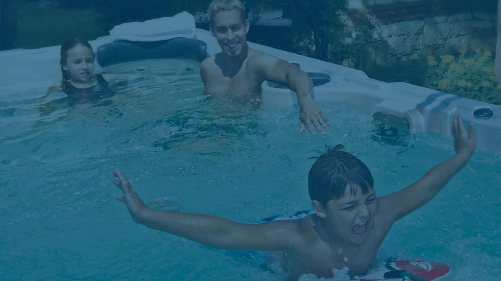 Top five reasons to choose a swim spa over a swimming pool