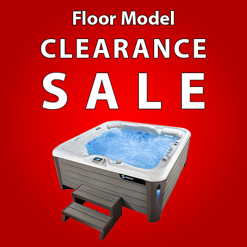 Floor Model Clearance Sale