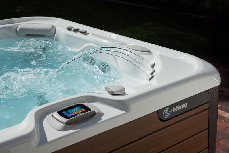 Want to Waste Less Water? Use Your Hot Tub!